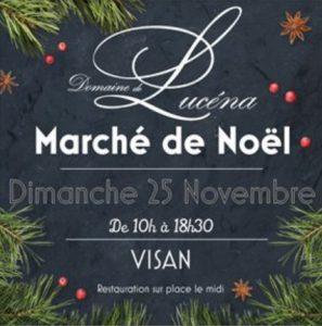 Marché de Noël 2018 – Dimanche 25 Nov 2018